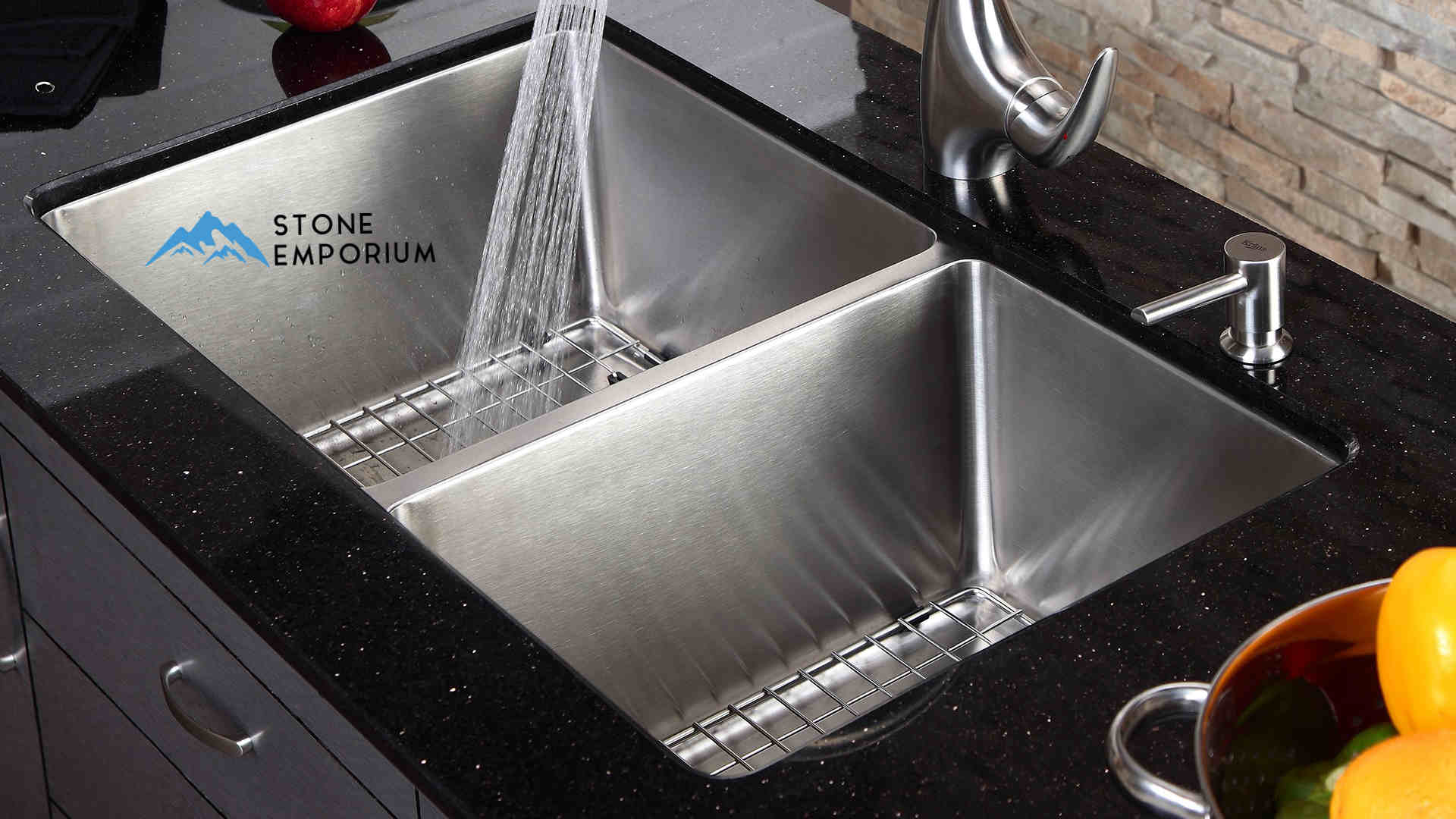 White Quartz Countertop from Stone Emporium – Affordable Quartz