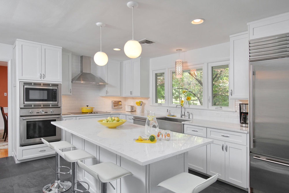 countertops quartz your vs granite what is which for kitchen better or